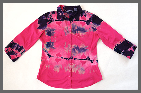 Affection buttondown blouse